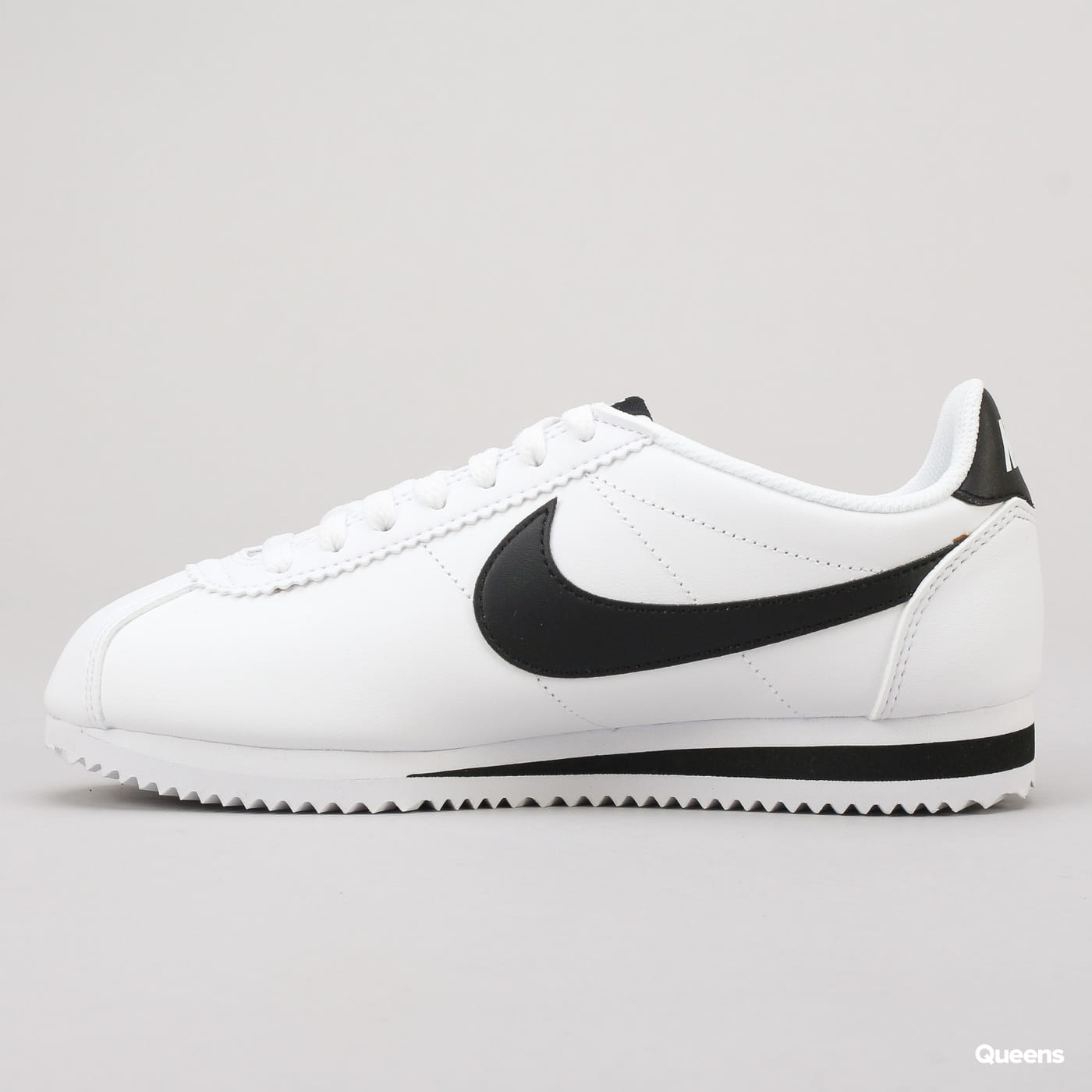 Nike WMNS Classic Cortez Leather white / black - white