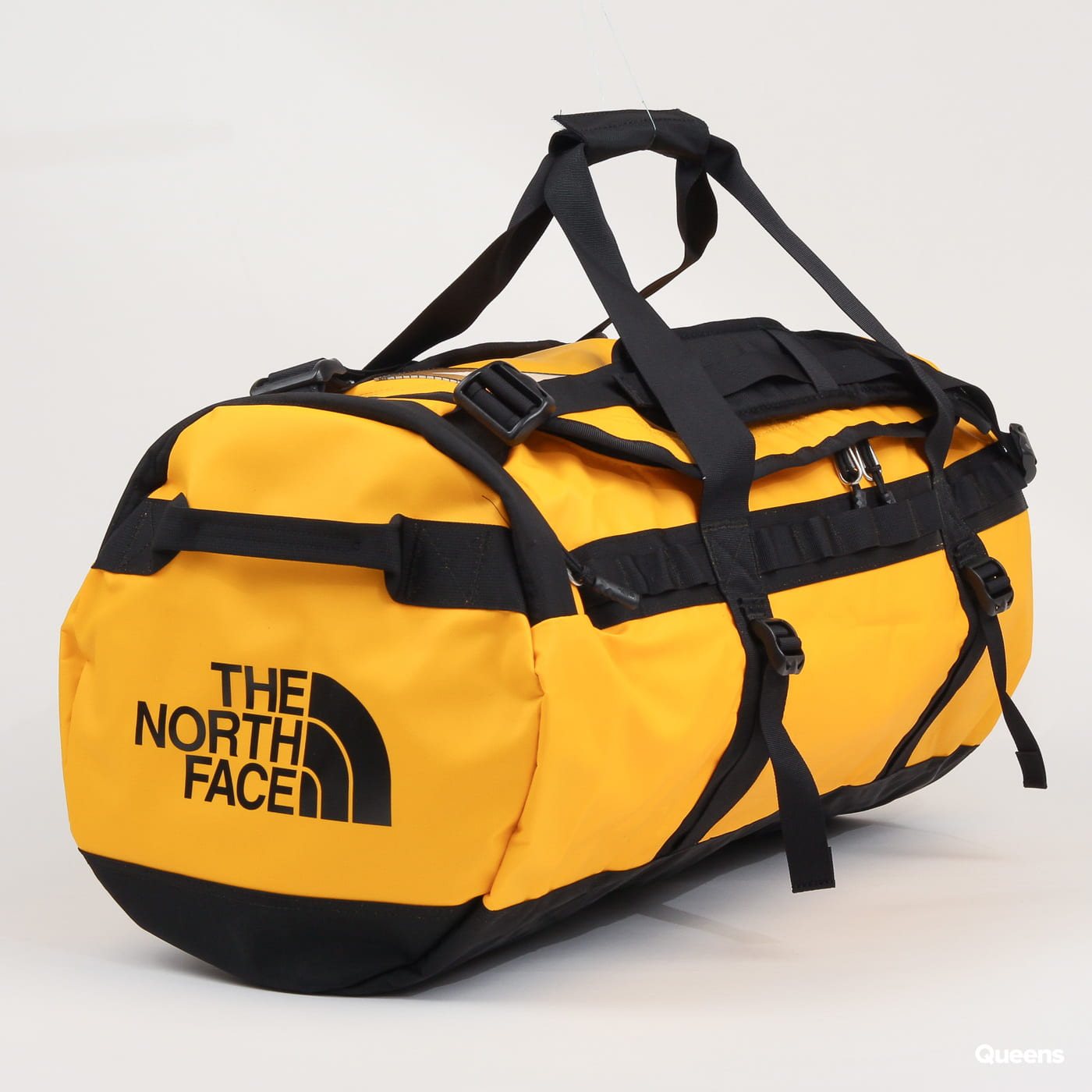 The North Face Base Camp Duffel - M žltá / čierna