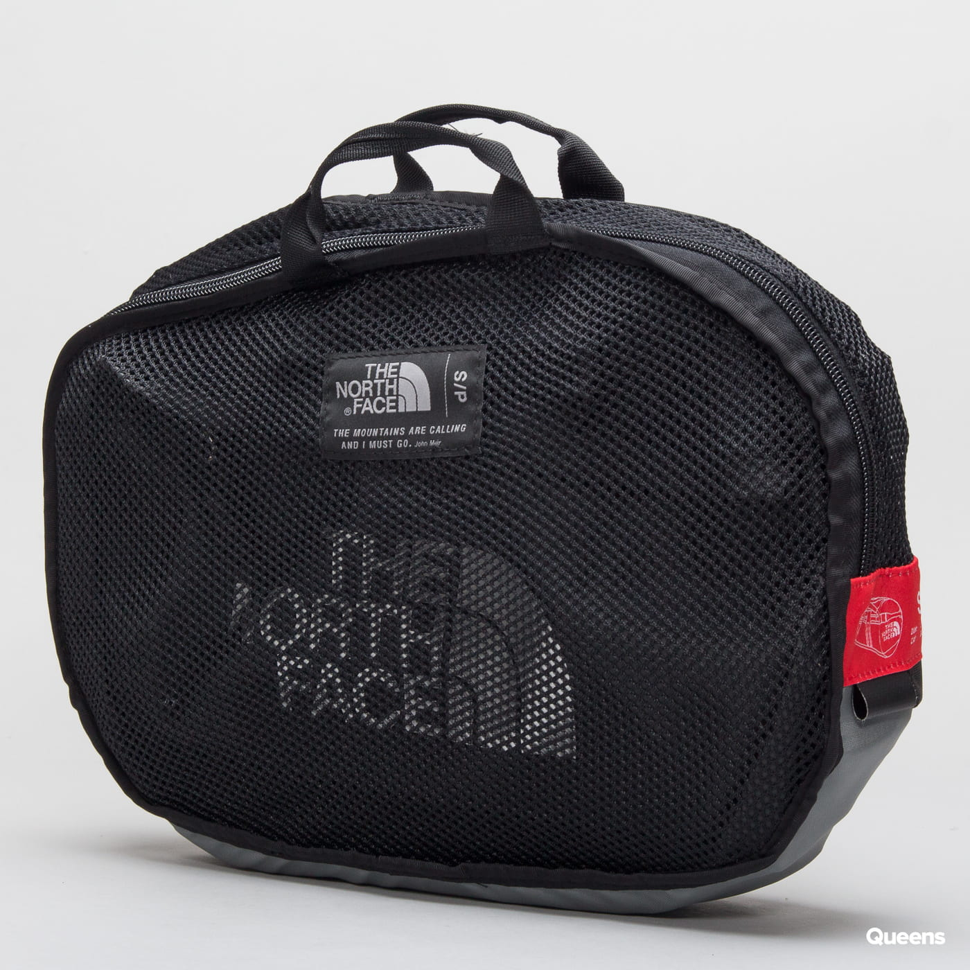 The North Face Base Camp Duffel - S čierna