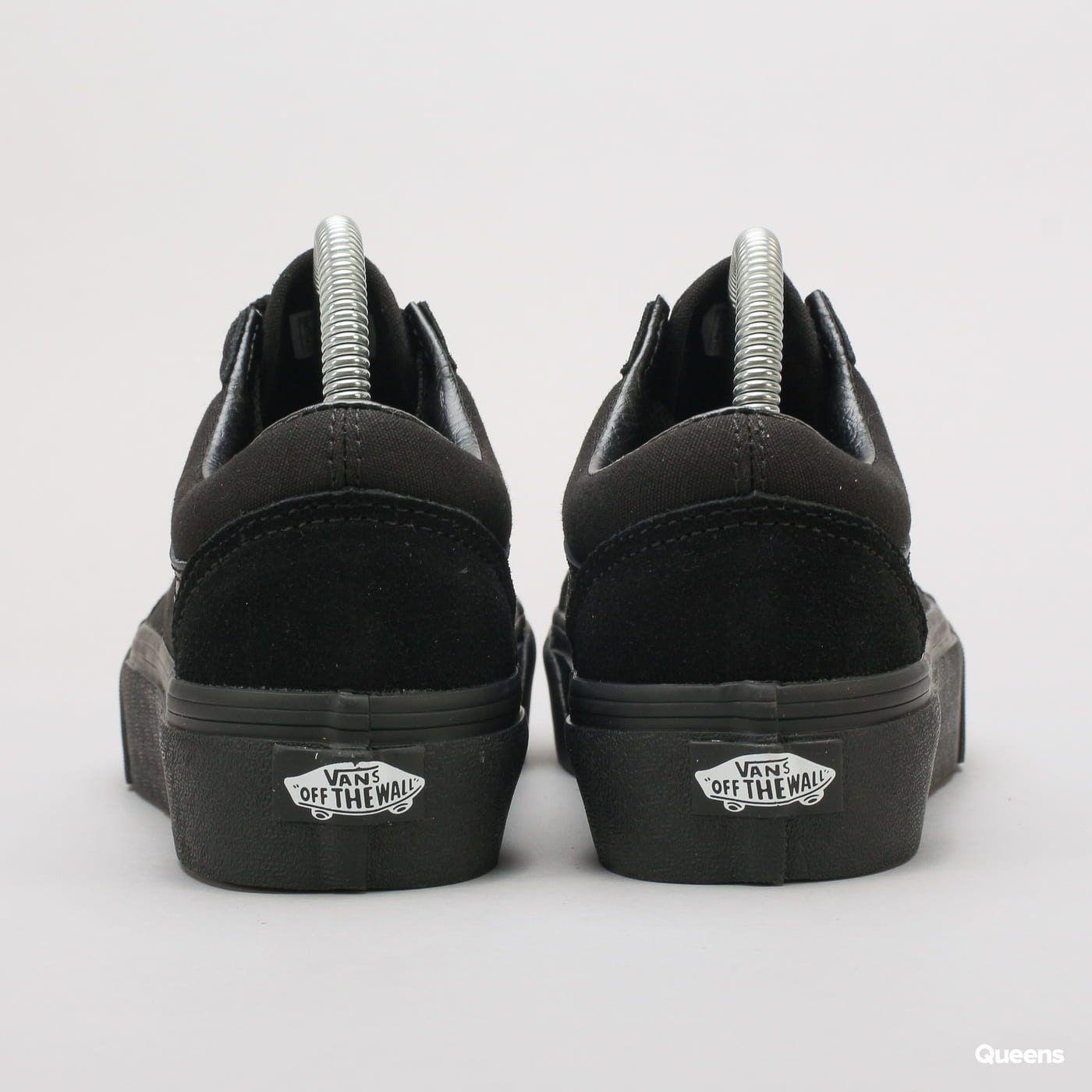 Vans Old Skool Platform black / black