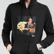 Urban Classics Rocky Punch Hoody černá