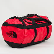 The North Face Base Camp Duffel - L rot / dunkelgrau