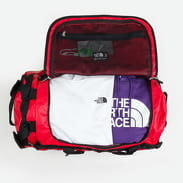 The North Face Base Camp Duffel - M rot / schwarz