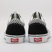 Vans Old Skool (mix checker) black / true white