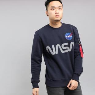 Alpha Industries NASA Reflective Sweatshirt