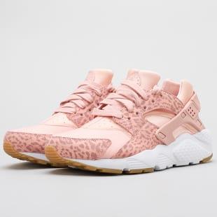 ed05f2c2bb42 Nike Huarache Run SE (GS) coral stardust   rust pink