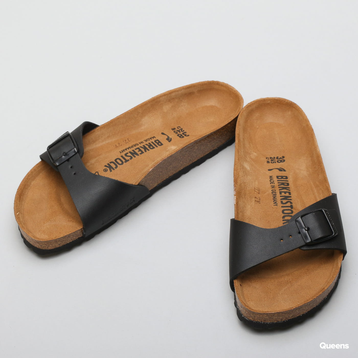 BIRKENSTOCK Madrid BS black