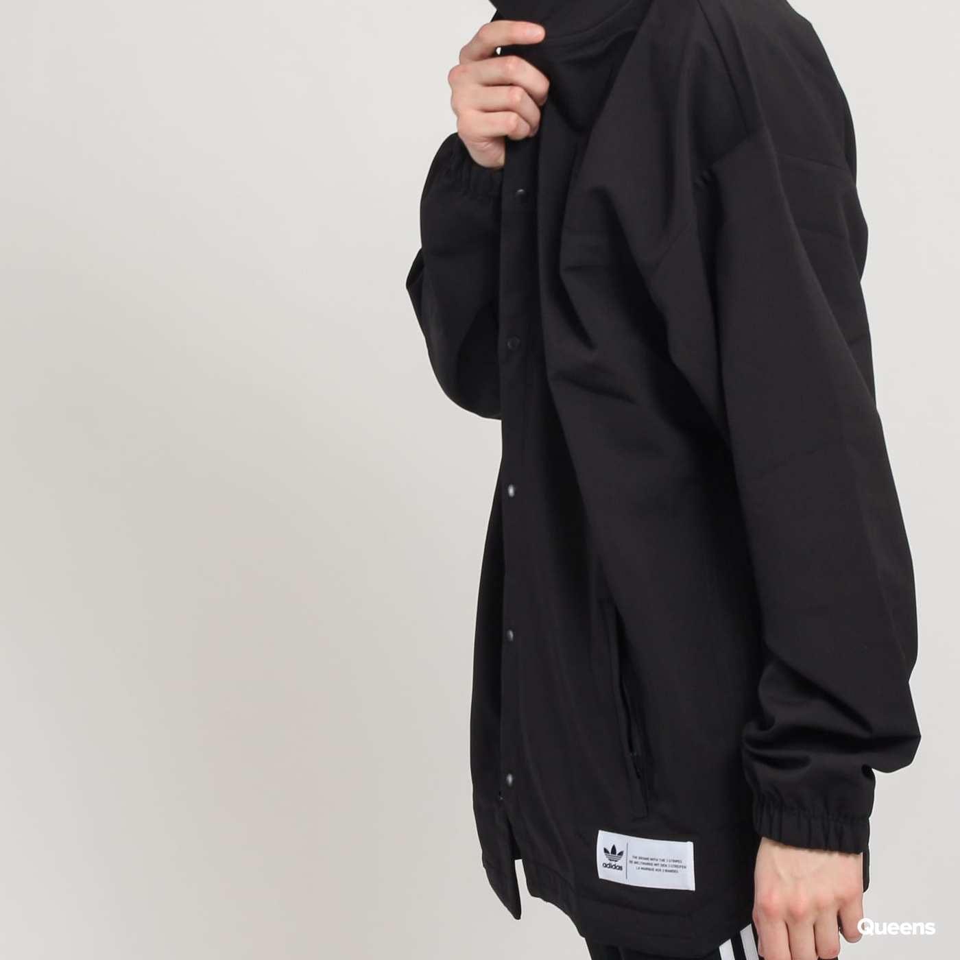 adidas CR8 Coach Jacket schwarz