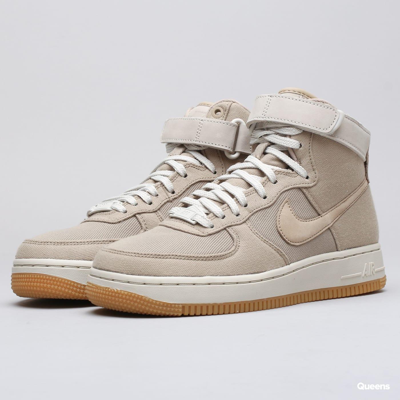 detailed look 4a685 ba37a Nike WMNS Air Force 1 Hi UT (AJ2775-200)– Queens 💚