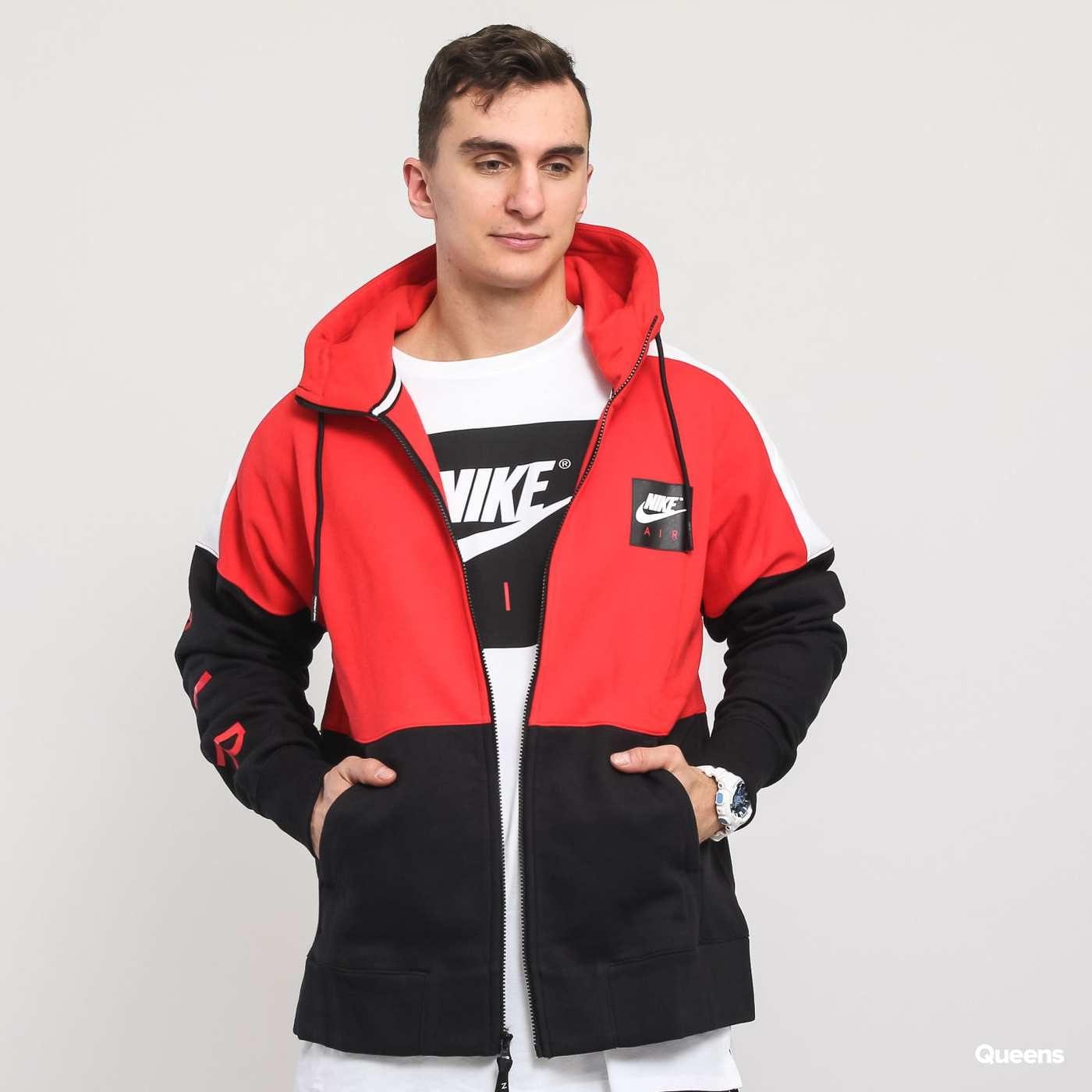 Sweatshirt   Hoodie Nike M NSW Hoodie Air FZ Fleece (886044-657)– Queens 💚 2c2caa573