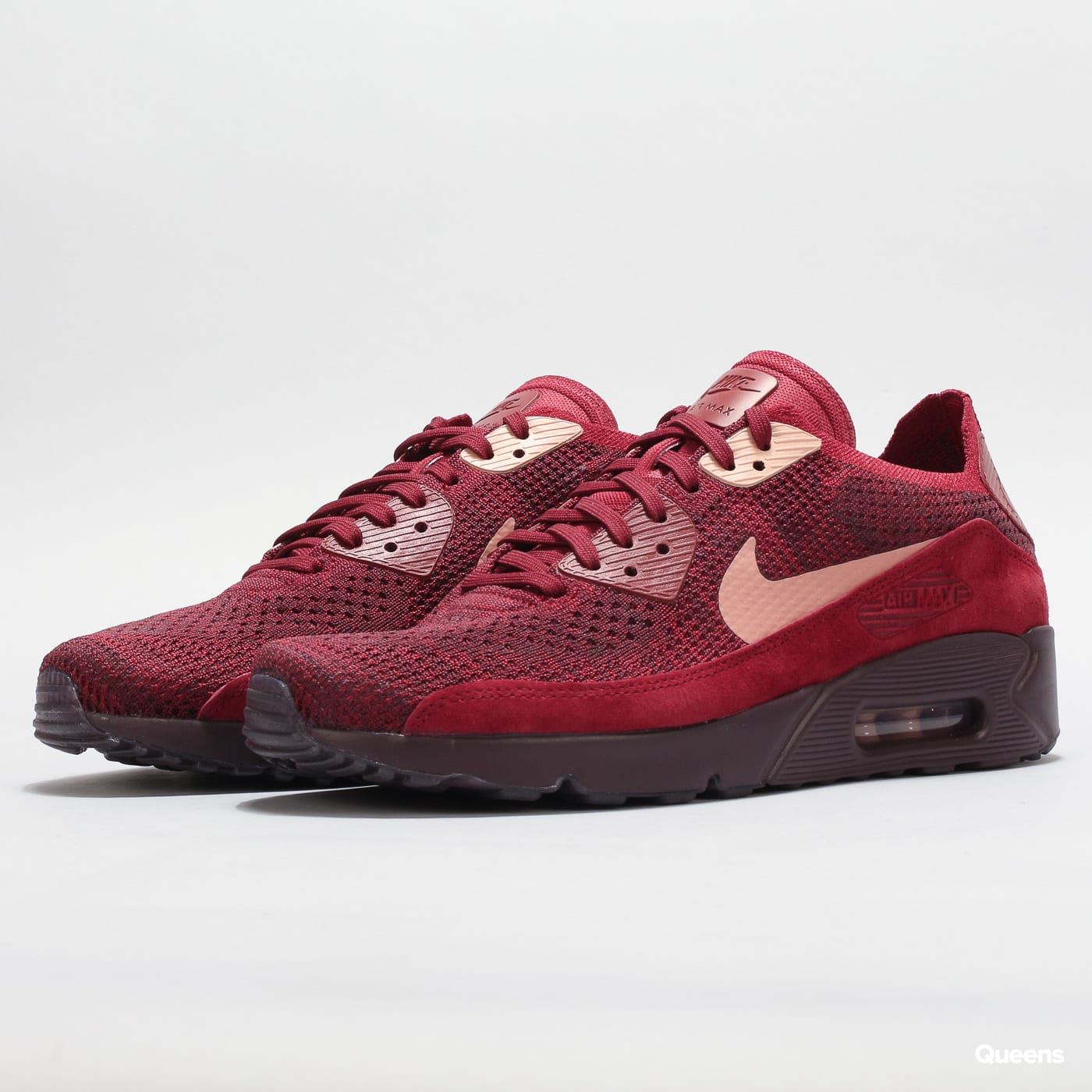 cheap for discount 230b7 d0d6b Sneakers Nike Air Max 90 Ultra 2.0 Flyknit (875943-601)– Queens 💚