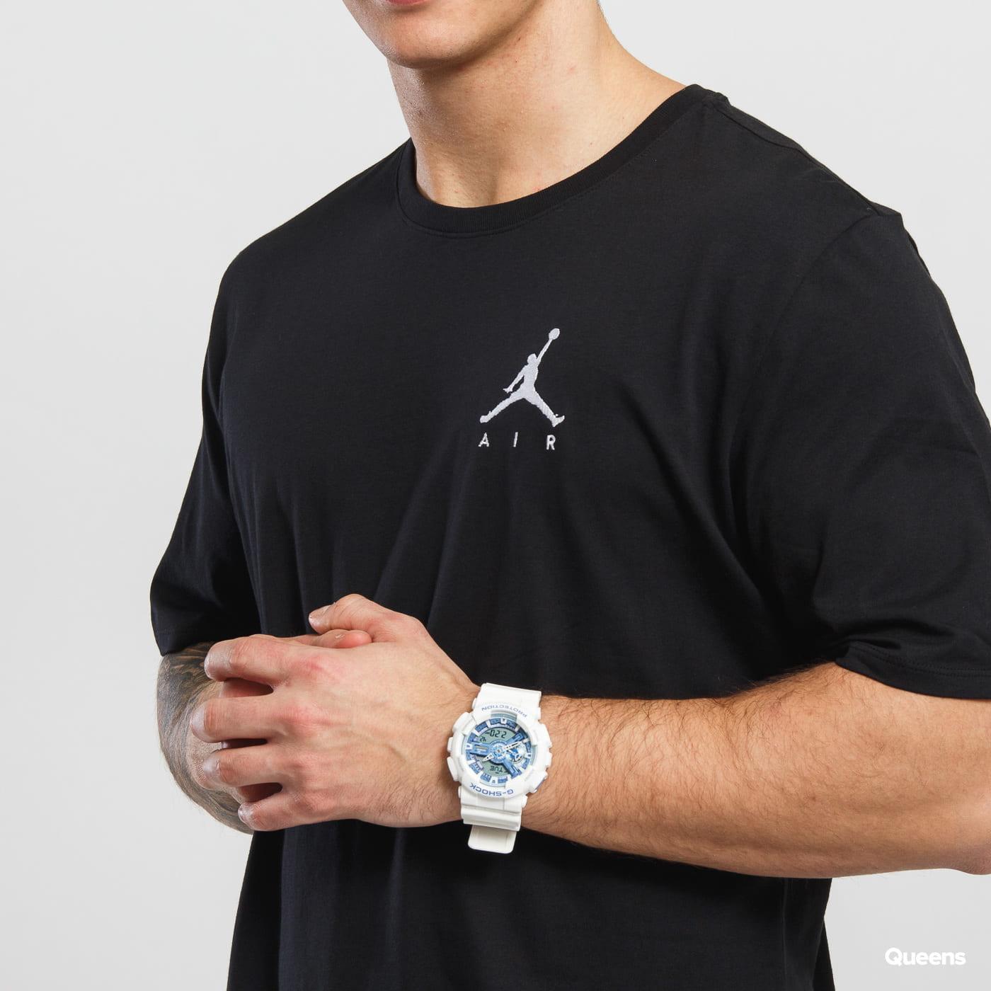 Jordan Jumpman Air Embroided Tee čierne