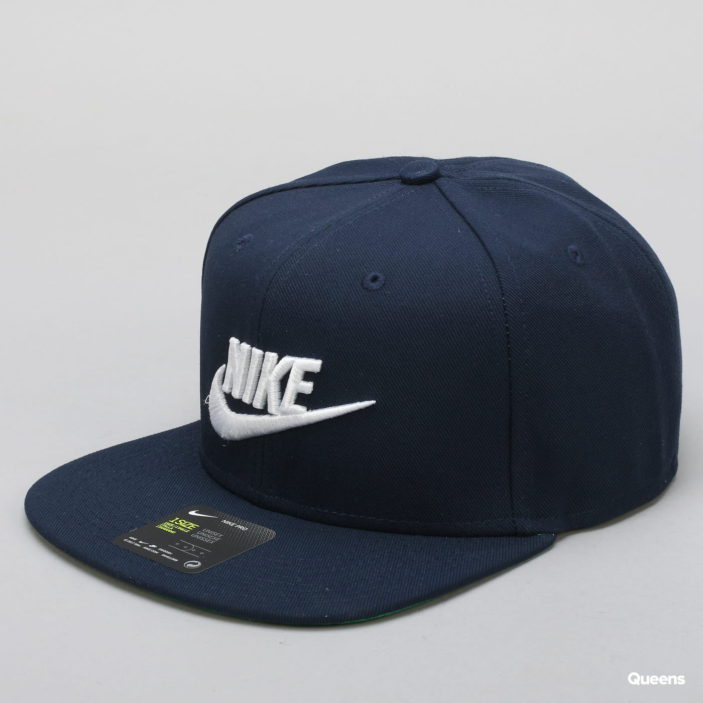 Nike U NSW Pro Cap Futura marine / grün