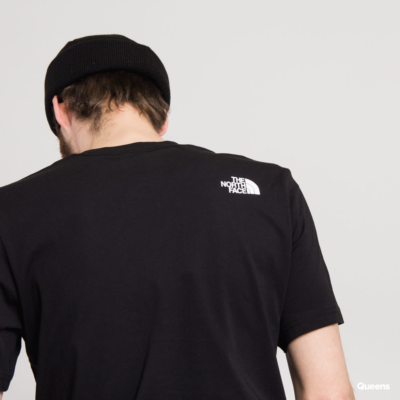 The North Face M SS NSE Tee čierne