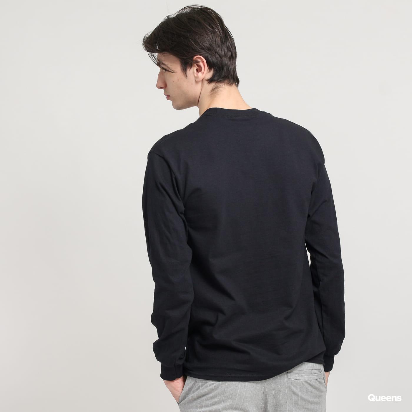 Thrasher Skate Mag LS T-Shirt schwarz