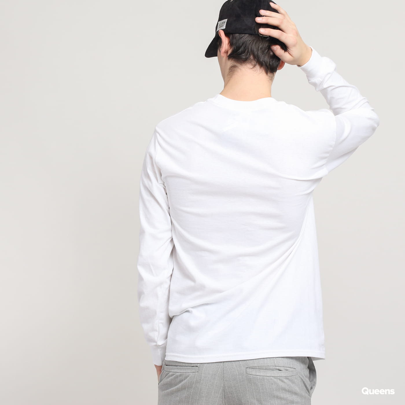 Thrasher Skate Mag LS T-Shirt weiß