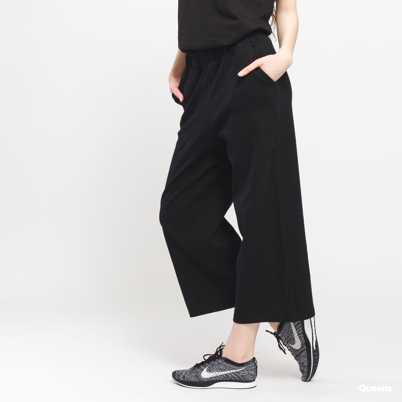 Urban Classics Ladies Culotte schwarz