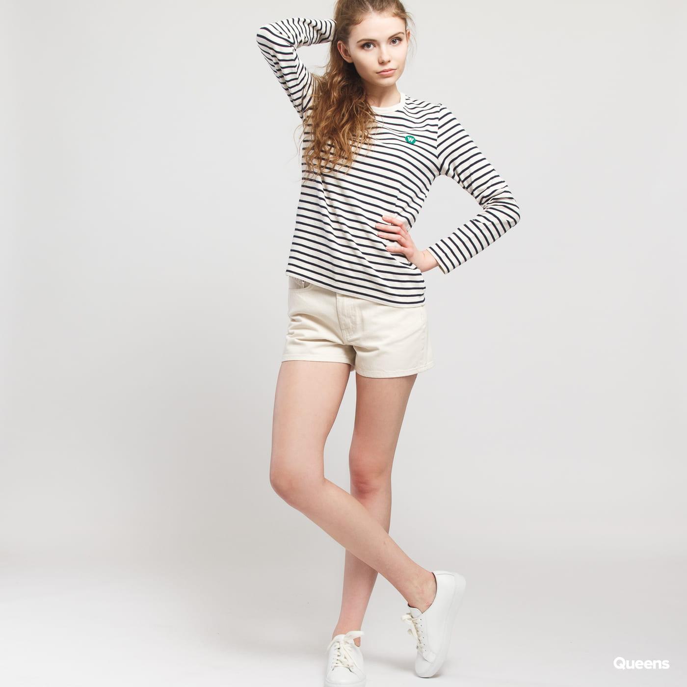 WOOD WOOD Oda Shorts off-white