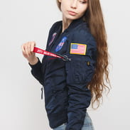 Alpha Industries MA-1 TT NASA Reversible Wmns navy