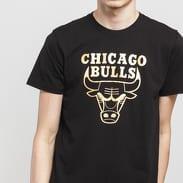 New Era BNG Graphic Tee Chicago Bulls černé