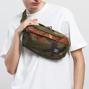 The Herschel Supply CO. Tour Medium Hip Pack camo zelená
