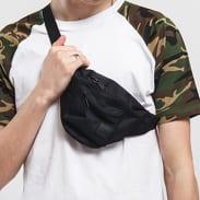 Urban Classics Triple - Zip Hip Bag černá