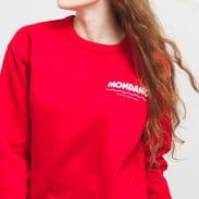 WOOD WOOD Flora Sweatshirt červená