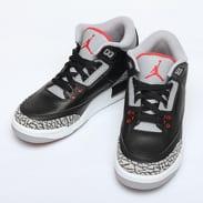 Jordan Air Jordan 3 Retro OG BG black / fire red - cement grey