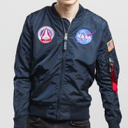 Alpha Industries MA-1 TT NASA Reversible II Marine