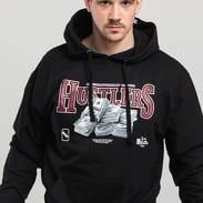 DGK Team Hustlers Hooded černá