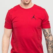 Jordan Jumpman Air Embroided Tee červené