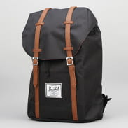 The Herschel Supply CO. Retreat Backpack černý