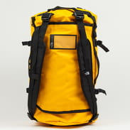 The North Face Base Camp Duffel - S gelb / schwarz