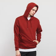 Urban Classics Basic Sweat Hoody weinrot