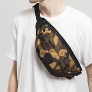 Urban Classics Camo Shoulder Bag camo grün