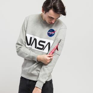 Alpha Industries NASA Inlay Sweater