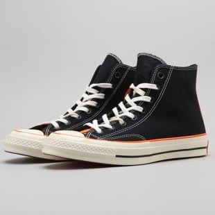 0179cca271c Converse Chuck Taylor 70 x Vince Staples black   vibrant   orange egret
