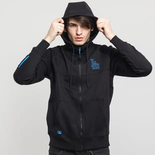 New Era MLB Nights Full Zip Hoody LA