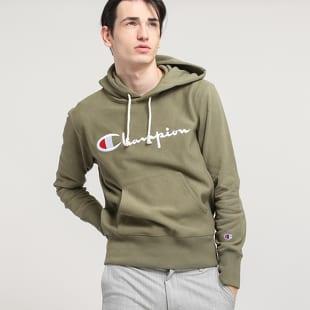 Champion Classic Logo Hooded Sweatshirt
