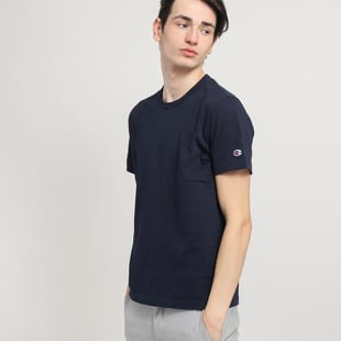 Champion Sleeve Mini Logo Crewneck T-Shirt