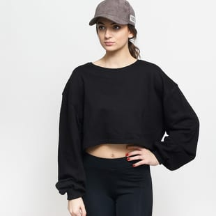 Urban Classics Ladies Oversized Short Crewneck