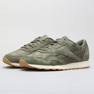 217d060a97452 Sneakers Reebok Classic Nylon SG (BS9567)– Queens 💚