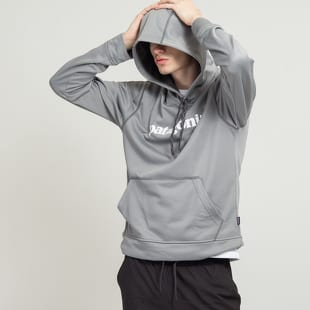 affordable price amazing price fast delivery Sweatshirt / Hoodie Patagonia M's Text Logo PolyCycle Hoody gray ...