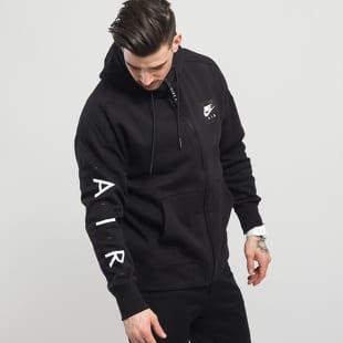 ca9bf91a1 Mikina Nike M NSW Hoodie Air FZ Fleece čierna (886044-010) – Queens 💚