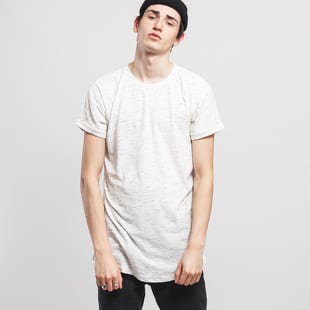 Urban Classics Long Space Dye Turn Up Tee