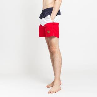 Urban Classics Color Block Swimshorts