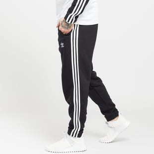 adidas 3 - Stripes Pants černé