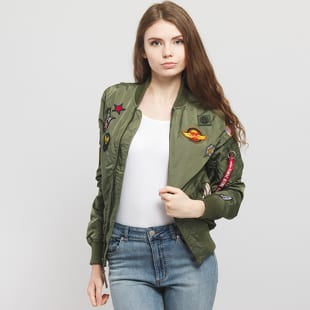 Alpha Industries MA-1 TT Patch II Wmns
