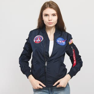 Alpha Industries MA-1 TT NASA Reversible Wmns