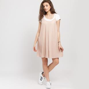 Urban Classics Ladies Jersey Pleated Slip Dress